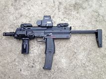 MP7a1 Photos libres de droits