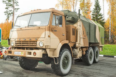 MP32M1 unified command and control vehicle Royalty Free Stock Photo