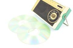 Mp3 music concept end vintage Stock Photo