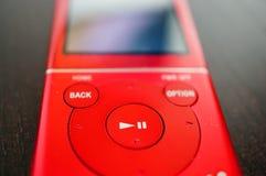 MP3-Player [1] Stockfotografie