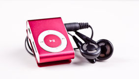 MP3-Player [1] Stockbild