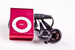 Mp3 player Stock Photos