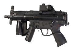 MP5 - submachine gun Royalty Free Stock Image