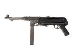 MP40 submachine gun Stock Photos