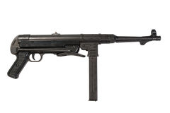 MP40 submachine gun royalty free stock image