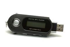 MP3播放器 库存照片