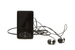 MP3 φορέας Στοκ εικόνα με δικαίωμα ελεύθερης χρήσης