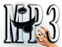 MP3 111 Stock Photo