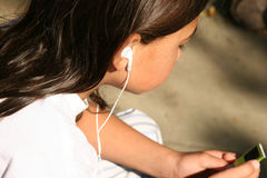Mp3 Stockbild