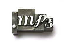 MP3 Stock Photos