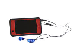 MP3 Digital Player Royalty Free Stock Image