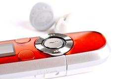 MP3-Player Stockfotografie