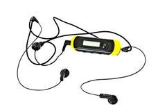 MP3-Player Lizenzfreies Stockbild