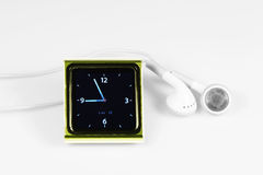Mp3 player Royalty Free Stock Photography