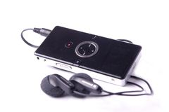Mp3 Player Stock Images