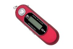 Free Mp3 Player Stock Photography - 4639562