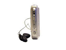 MP3-Player lizenzfreies stockbild