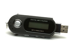 MP3-Player stockfotos