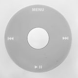 MP3 Player Wheel Stock Images