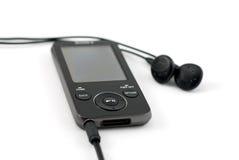 MP3 speler royalty-vrije stock afbeelding