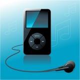 MP3-speler vector illustratie