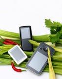 MP3 speler Stock Afbeelding