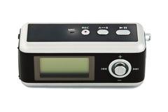 MP3 speler Royalty-vrije Stock Afbeeldingen