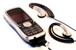 Mp3 - téléphone Photo libre de droits