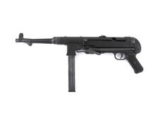 MP40 German submachine gun - World War II era Royalty Free Stock Image