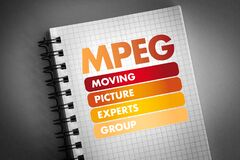 MPEG - Moving Picture Experts Group acronym