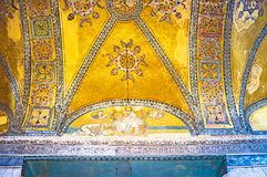The mperial gate mosaics Stock Image