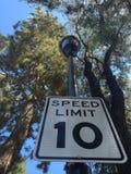 60 mph Zdjęcie Stock