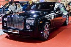 mph-fantom Rolls Royce Royaltyfri Fotografi
