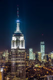 Εmpire State Building στοκ εικόνες με δικαίωμα ελεύθερης χρήσης