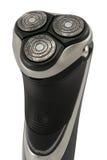 Máquina de afeitar eléctrica aislada Fotografía de archivo