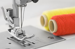 Máquina de costura Fotos de Stock Royalty Free