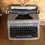 Máquina de escrever Fotos de Stock Royalty Free