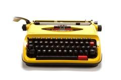 Máquina de escribir Imagenes de archivo