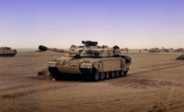 Máquina de guerra Fotografia de Stock