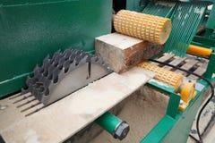 Máquina de la carpintería Fotografía de archivo