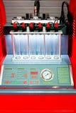 Máquina de la limpieza ultrasónica Foto de archivo libre de regalías