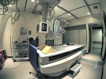 Máquina de radiografía Imágenes de archivo libres de regalías