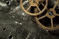 Máquina de tiempo de la vendimia Imagen de archivo