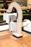 Máquina de trituração automática, Rússia, Krasnodar Imagem de Stock Royalty Free