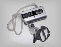 Máquina del Apnea de sueño Imagenes de archivo