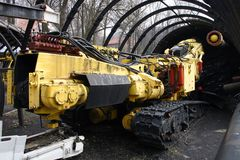 Máquina del transporte Imagen de archivo
