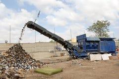 Máquina do Shredder Foto de Stock