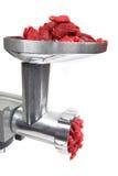 Máquina para picar carne Fotografía de archivo libre de regalías