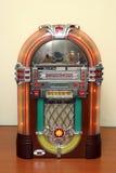 Máquina tocadiscos Imagen de archivo libre de regalías