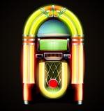 Máquina tocadiscos clásica Foto de archivo libre de regalías